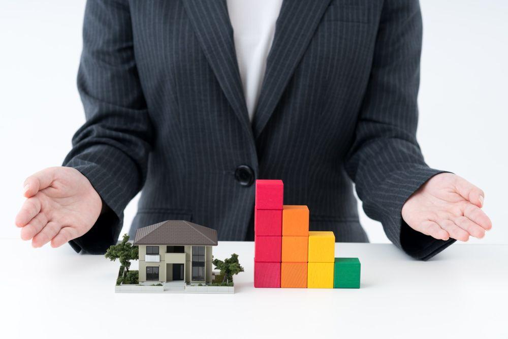 住宅ローンの控除のイメージ