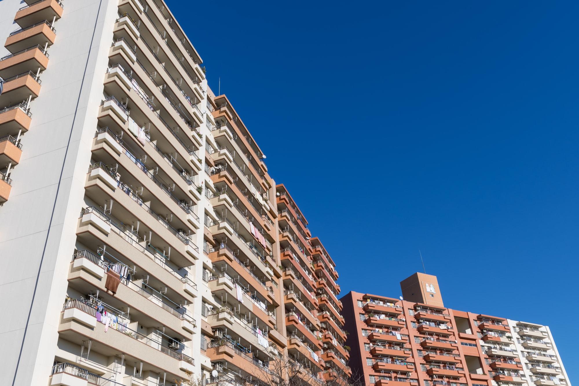 資産価値が気になるマンション